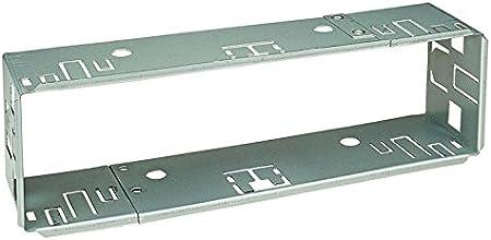 Audioproject A122 1 Din Universal Einbau Schacht Metal Blende Navigation