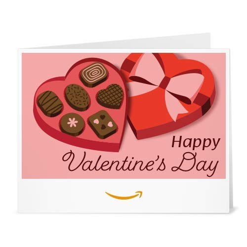 Valentine Chocolates Print at Home link image