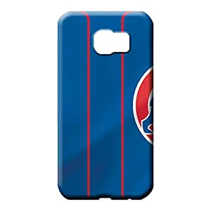 samsung galaxy s6 phone cover case Awesome Excellent Fitted High Grade chicago cubs mlb baseball