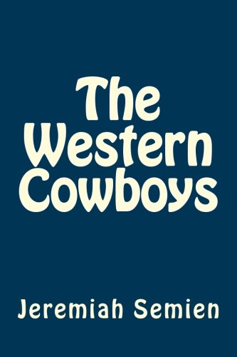 Download The Western Cowboys pdf