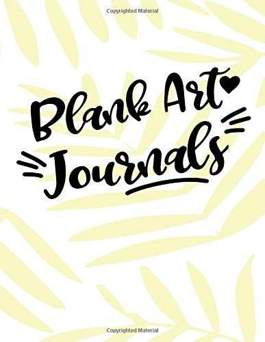 Blank Art Journals: Graph Paper Notebook, 8.5 x 11, 120 Grid Lined Pages (1/4 Inch Squares)