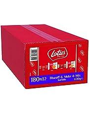 Lotus Biscoff karamellgebak, 180x1 Mix-Pack