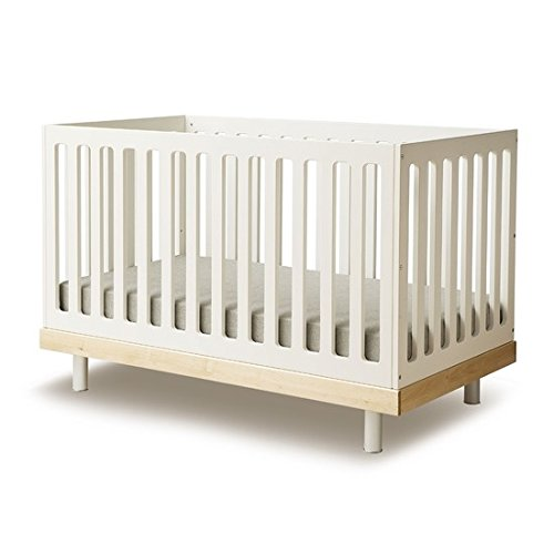 FREE MATTRESS with Oeuf Classic Crib in Birch For Sale