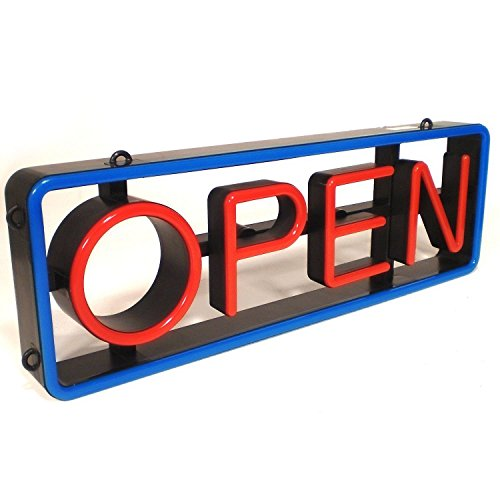 Horizontal Vertical LED Open Sign product image