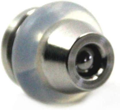 Silit Sicomatic Spare Part Overpressure Valve Pressure Cooker, 1.5 x 1.5 x 1.5 cm, Transparent