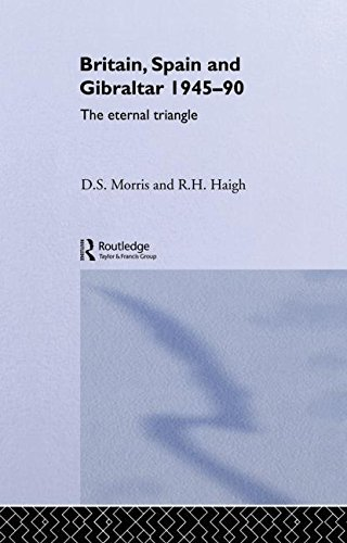 Gibraltar Triangle (Britain, Spain and Gibraltar 1945-1990: The Eternal Triangle by R. H. Haigh)