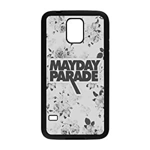 Custom Case for samsung galaxy s5 i9600 w/ Mayday Parade image at Hmh-xase (style 10)