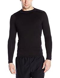 Men's Crossfit Cold Weather Mock Shirt