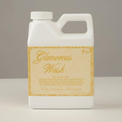Fleur De Lis Glamorous Wash 16 oz Fine Laundry Detergent by Tyler Candles