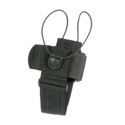 BLACKHAWK! Traditional Black CORDURA Universal Radio Carrier - Fixed Loop by BLACKHAWK! (Image #1)