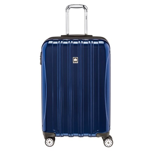 Delsey Luggage Helium Aero 25 Inch Expandable Spinner Trolley, Cobalt Blue,One Size by DELSEY Paris