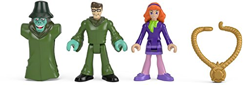 Fisher-Price Imaginext Scooby-Doo Daphne & Mr. Hyde - Figures, Multi - Doo Characters Scooby