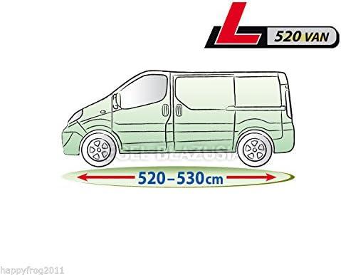 Kegel-Blazusiak L VAN 520cm 3 Layer Waterproof UV Resistant Breathable STRONG CAR COVER