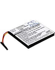 Battery Compatible with Pioneer 338937010176 AVIC-F AVIC-U, AVIC-F220, AVIC-F310BT, AVIC-F320BT, AVIC-F3210BT, AVIC-U220