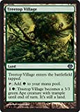 Magic: the Gathering - Treetop Village - Duel Decks: Garruk vs Liliana