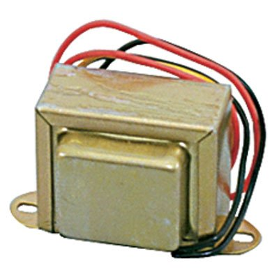 Jameco Valuepro AC5126-2-R Power Transformer, 12.6 VCT, 2A, 115/230 VAC Wire Leads, 1.97