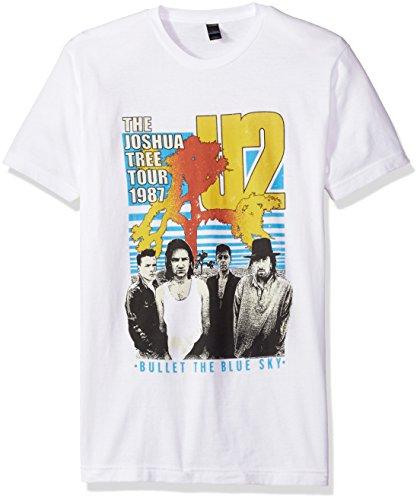 FEA U2 Bullet The Blue Sky Mens Soft T-Shirt