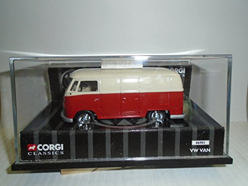 Corgi Classic VW Van 06901 die cast collectable car