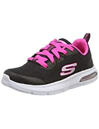Skechers Girls DYNA-AIR-Jump Brights Sneakers