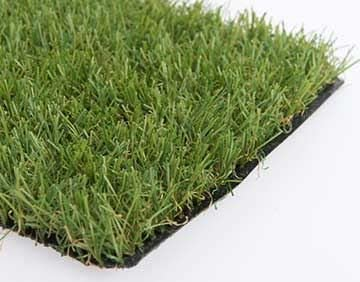 Our fake grass