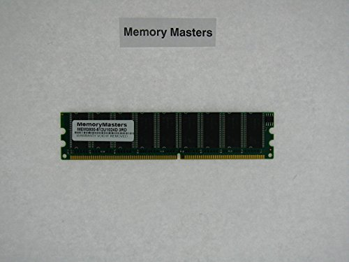 - MEM3800-512U1024D 512MB Approved Memory for Cisco 3825 & 3845 Routers