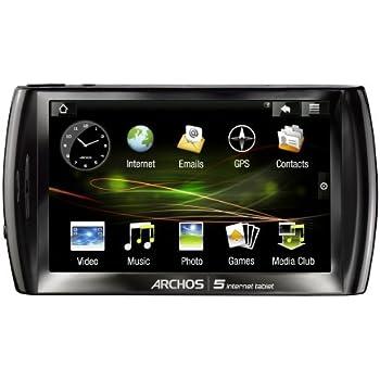 ARCHOS 5 4.8-inch 500GB Internet Tablet