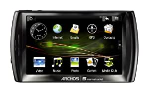 Archos 5 160 GB Internet Tablet with Android