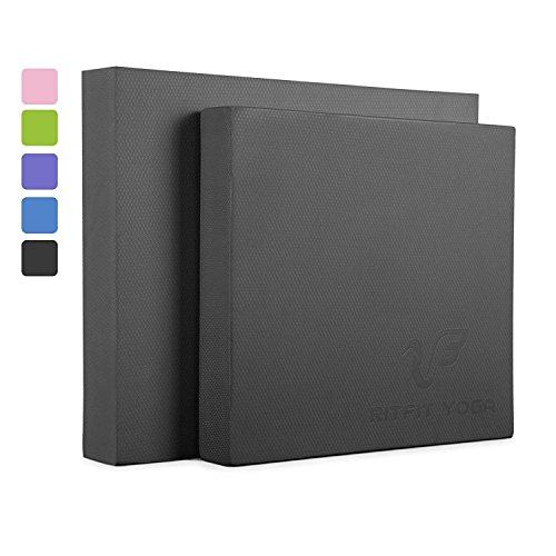 RitFit Balance Pad (Black, XL)