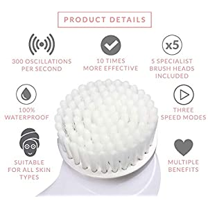 Facial Cleansing Brush (UK COM...