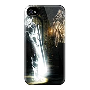 Fashionable Style Case Cover Skin For Iphone 4/4s- Dark Souls
