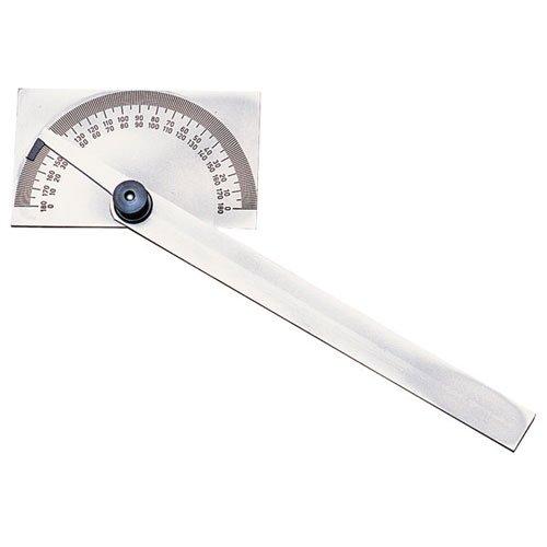 PEC Protractors - Model: 5170 Measuring Range: 0-180176; Type of Reading: Inch