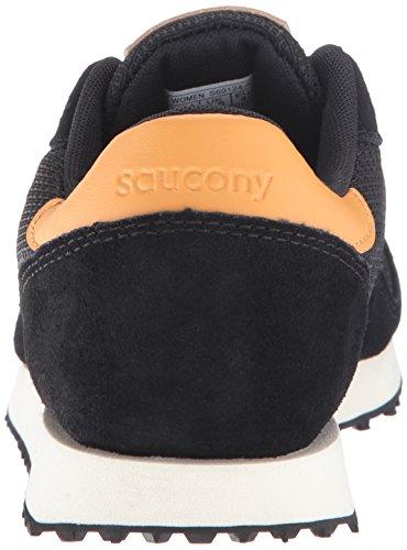 Saucony Originaler Kvinders Dxn Træner Mode Sneaker Sort 3qi52