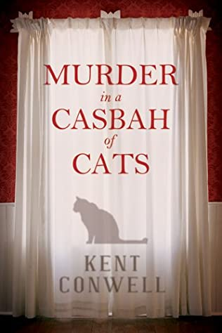 Book Cover Of Murder In A Casbah Cats