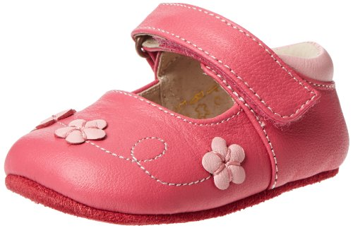 - See Kai Run Evelyn Mary Jane (Infant),Hot Pink,0-6 Months M US Infant