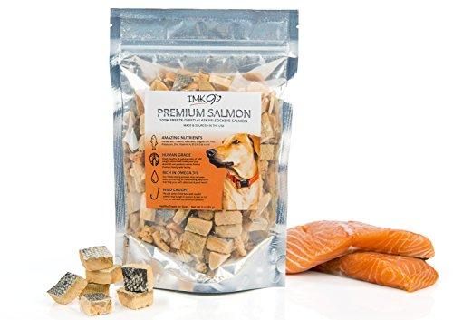 Salmon Dog Treats Made USA