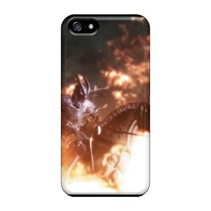 High-quality Durability Cases For Iphone 4/4S(skyrim No Surrender)