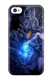 Iphone 4/4s Case Cover With Shock Absorbent Protective WqCZTkQ8898MpSsZ Case