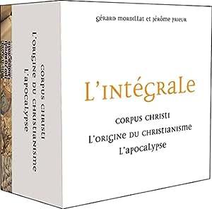 L'Intégrale - Corpus Christi + L'origine du Christianisme + L'Apocalypse [Italia] [DVD]