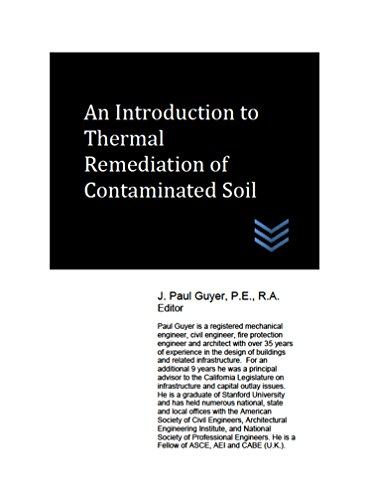 An Introduction to Thermal Remediation of Contaminated Soil