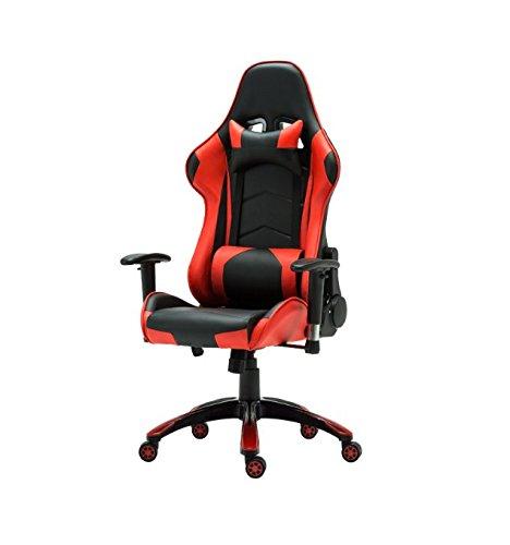 Hodleys - Silla reclinable de Lujo para Videojuegos con sillas Ergonómicas para Videojuegos