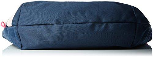 8 Mvz Nylon T Oilily H 5x28x36 Bandolera Fun X dark Cm Shoulderbag b Mujer Bolsos Blau Blue gvnSnT1W