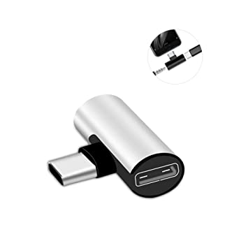 eFUture - Adaptador de Audio 2 en 1 USB C a 3,5 mm ...