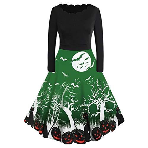 Bloody Mary Halloween Costume Ideas - KLFGJ Halloween Costume Women Vintage Long