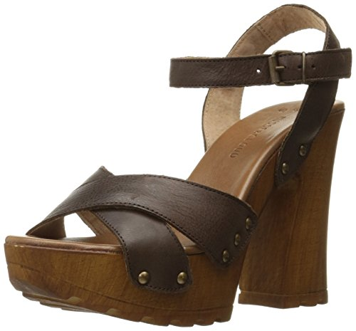 Musse Heeled Sandal Naela amp; Women Brown Cloud 6qwgTr6