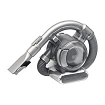 Black+Decker PD1820L-QW Dustbuster Flexi Aspiratore Ricaricabile, al Litio, 27 Wh