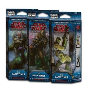 Wizards of the Coast Star Wars Dark Times: A Star Wars Miniatures Booster Expansion ()