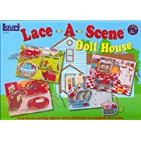 DOLL HOUSE LACE-A-SCENE