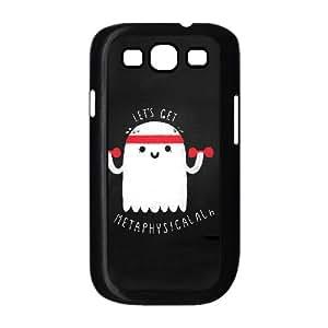Samsung Galaxy S3 9300 Cell Phone Case Black_METAPHYSICAL Lnepk