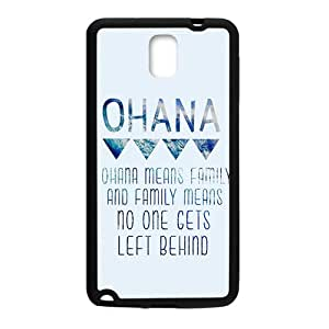 ohana means family Phone Case for Samsung Galaxy Note3