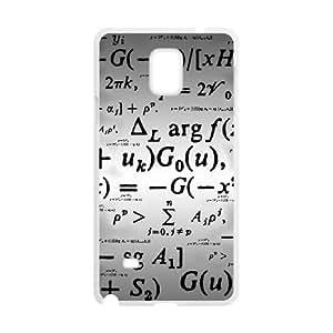 mathematics Samsung Galaxy Note 4 Cell Phone Case Whitepxf005-3728787